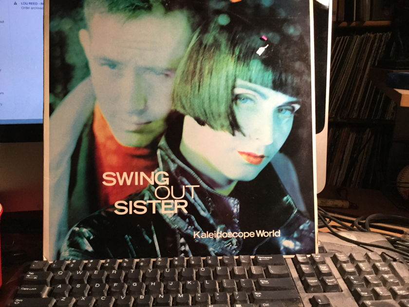 Swing Out Sister - KALEIDOSCOPE WORLD