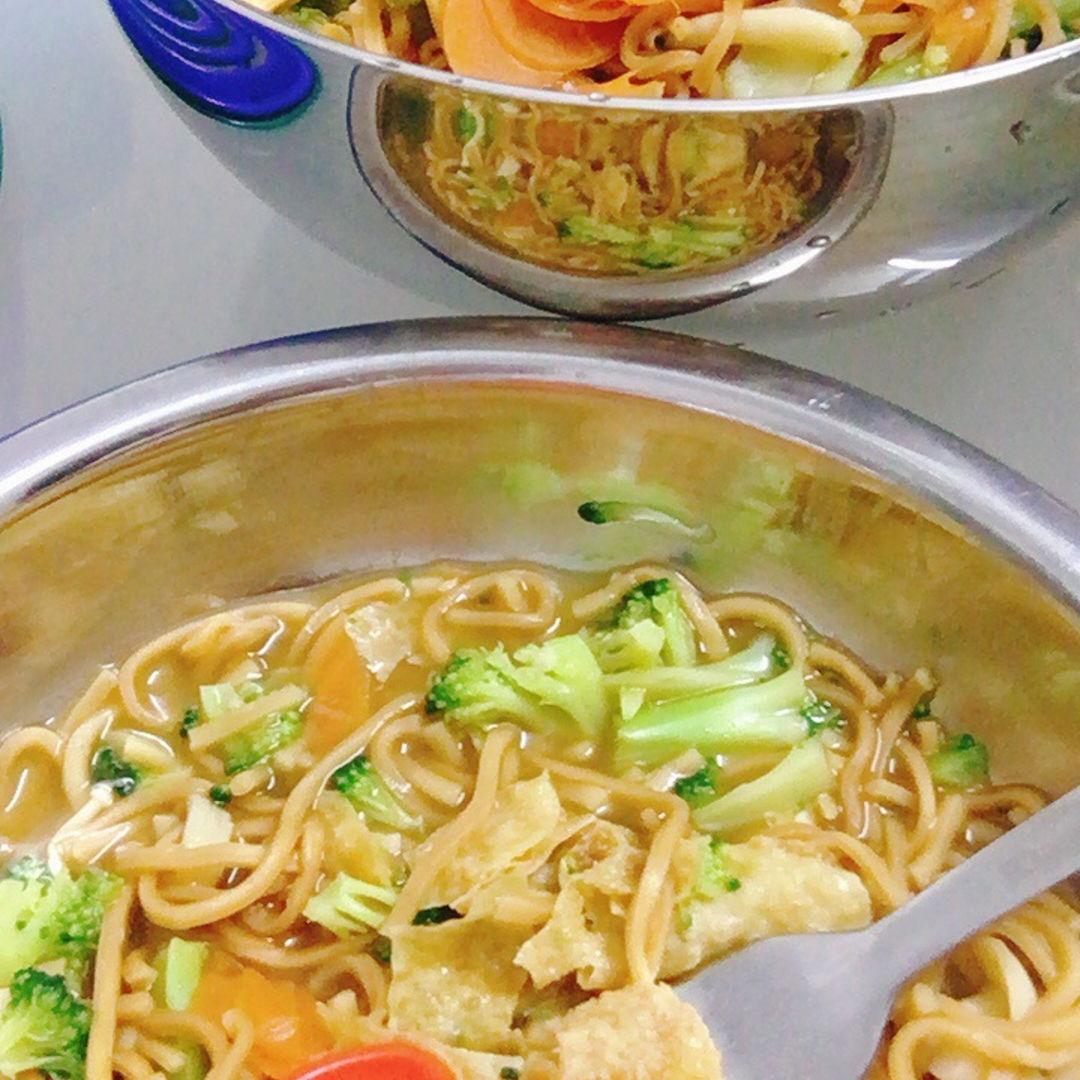 Yee Mee soup