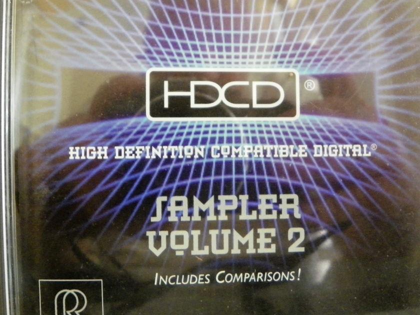 REFERENCE RECORDINGS  - HDCD SAMPLER VOL.2 HDCD