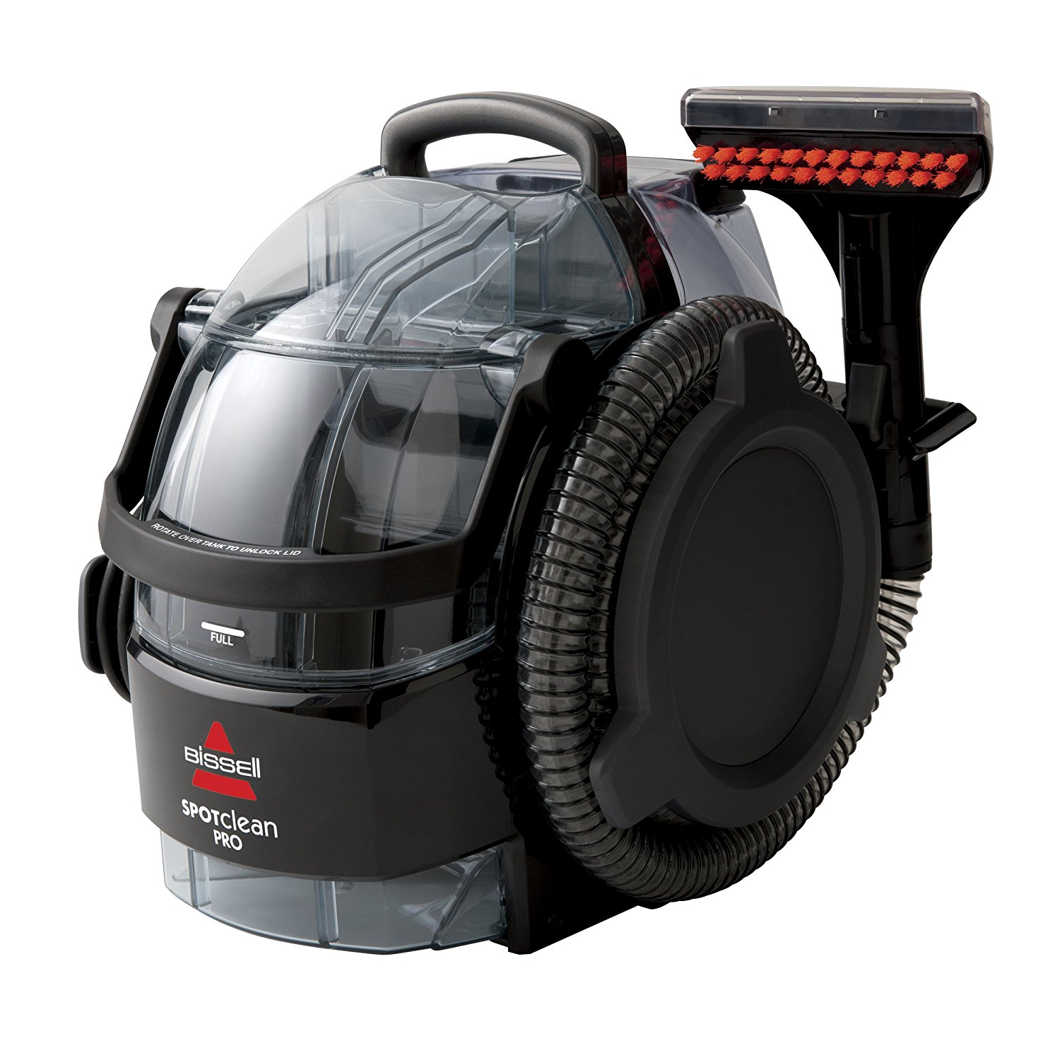 Bissell 3624 SpotClean Pro Review - Slant