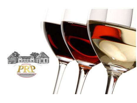 PRP WIne International Wine Sampling Experience
