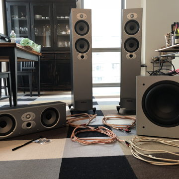 3.1 Speakers + cables