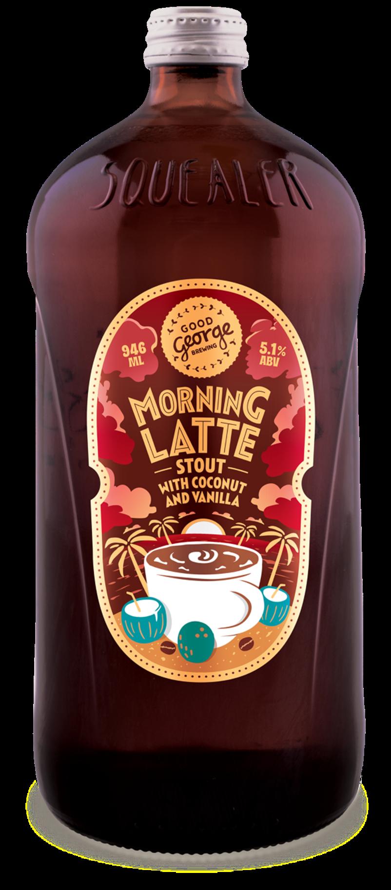 Good George Morning Latte Stout