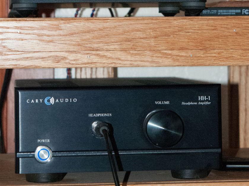 Cary Audio  HH-1 vacuum tube headphone amp