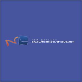 New Zealand Graduate School of Education logo