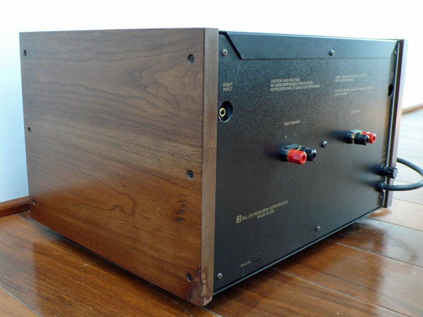 Belles Research (David Belles) Symphony 4 Amplifier Original Owner w/ Box - Made in USA