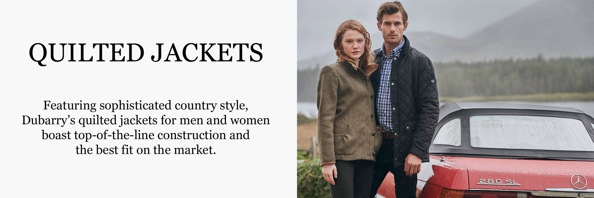 Dubarry Quilted Jackets