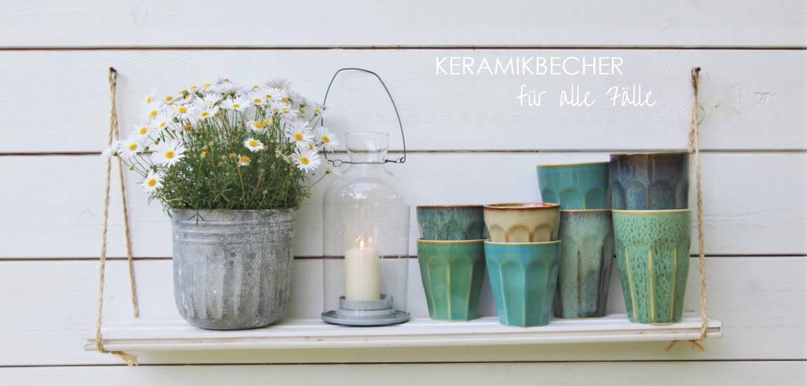 Startseite Keramikbecher für alle Fälle