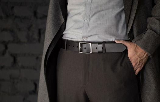 Классический ремень для брюк, модель Classic