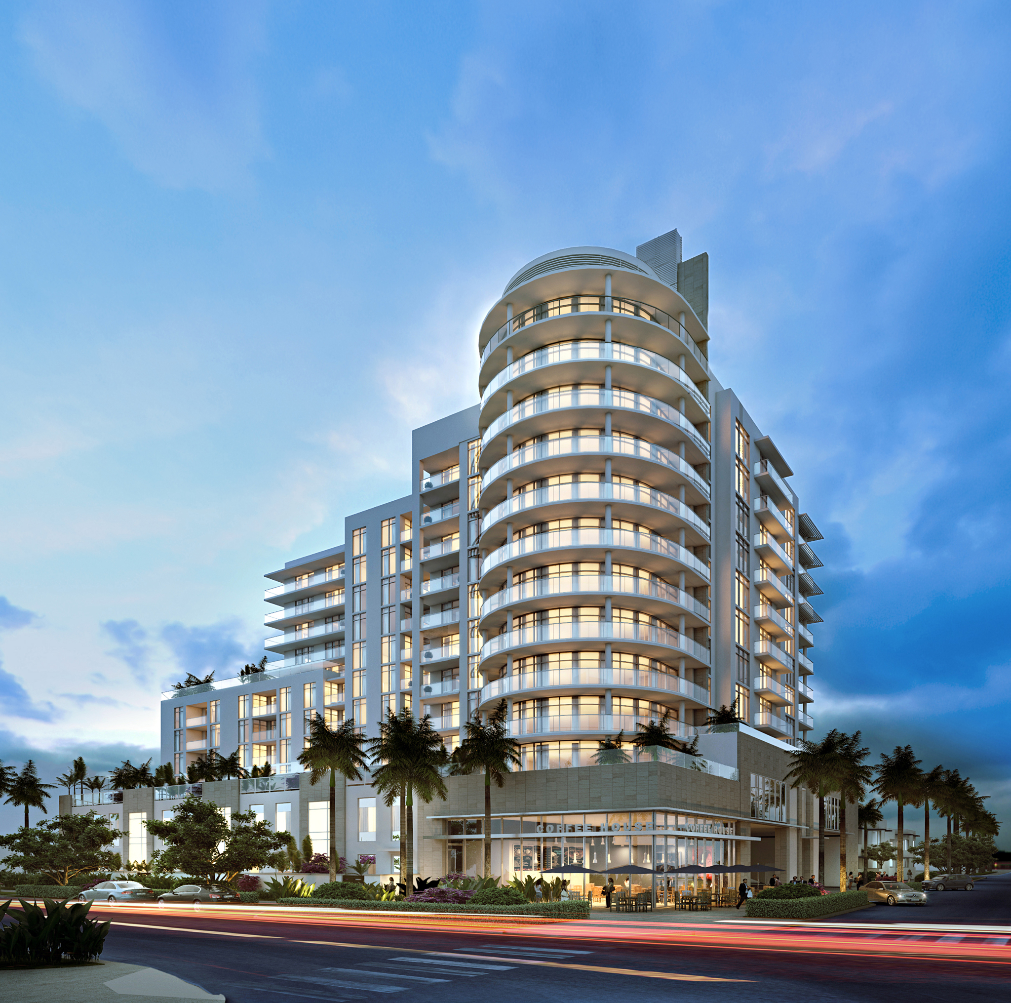 skyview image of Gale Fort Lauderdale