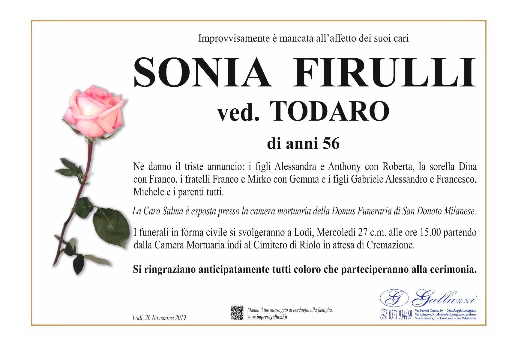 Sonia Firulli