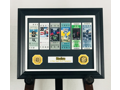Pittsburgh Steelers Super Bowl Ticket Collection
