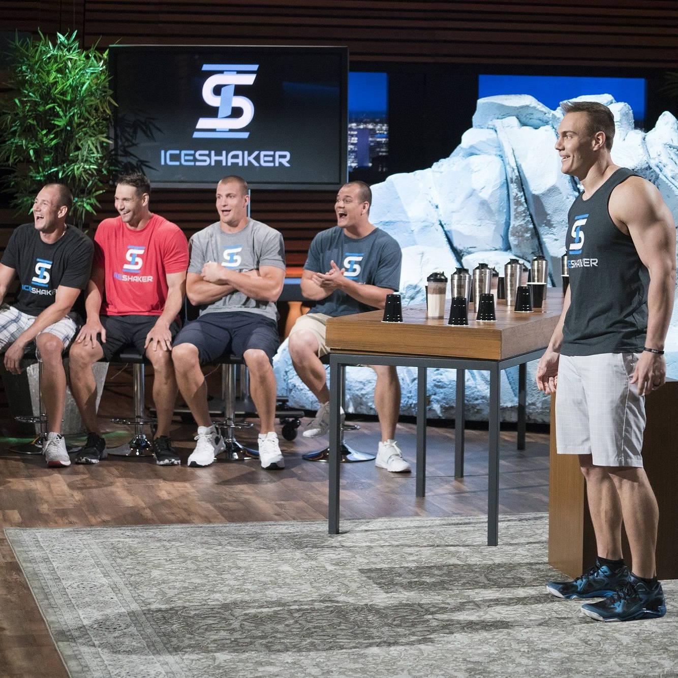 Ice Shaker Shark Tank Episode