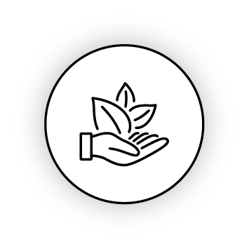 biodegradable icon