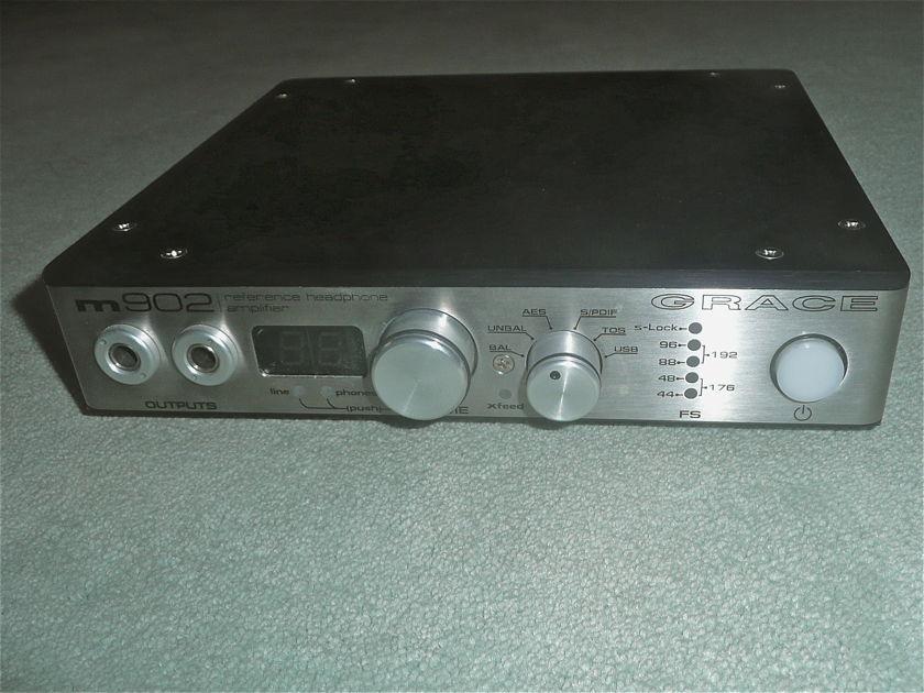 Grace m902 DAC & headphone amp