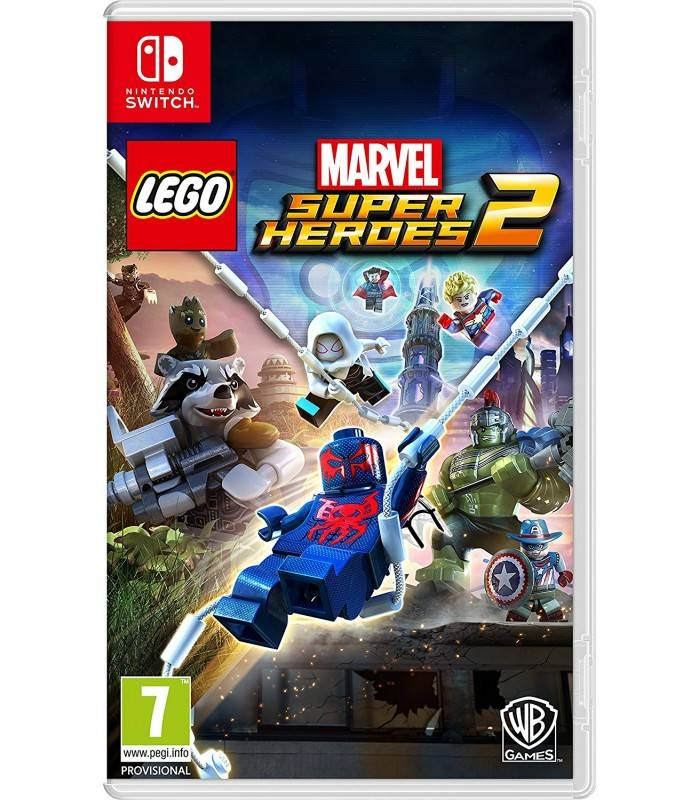 2 LEGO Marvel Superheroes 2 - Nintendo Switch