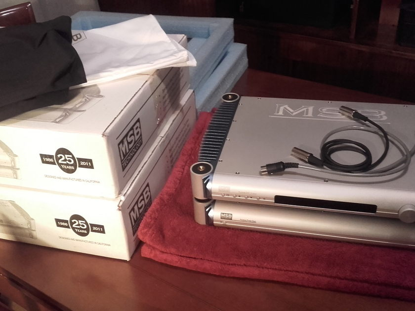 MSB Technology Platinum DAC IV Plus