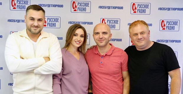 Александр Шоуа в гостях у «Русских Перцев» - Новости радио OnAir.ru