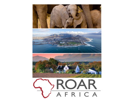 Eight Night South African Adventure Trip for 2 by ROAR AFRICA