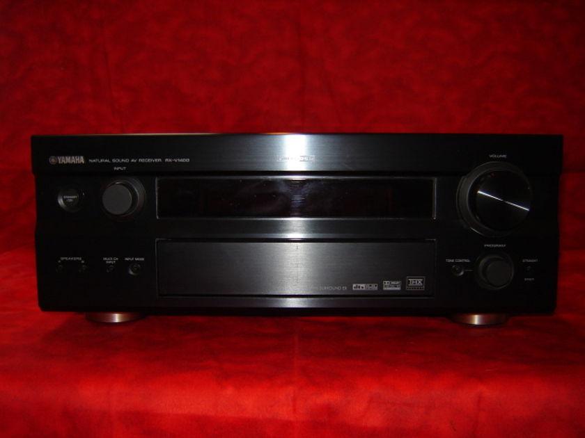 Yamaha RX-V1400 7.1 AV Receiver