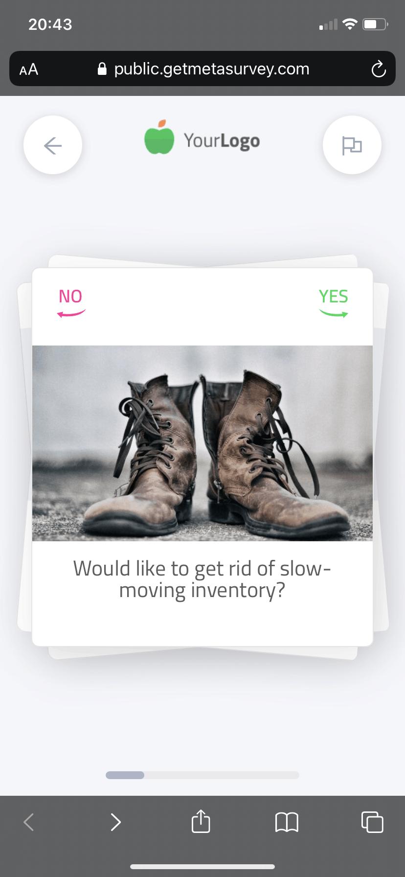 Swipe card question
