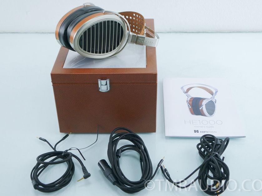 HiFiMan HE-1000 Open-Back Planar Magnetic Headphones ( 9674 )