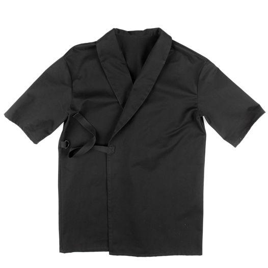 Кимоно Ifuku хлопок/черный