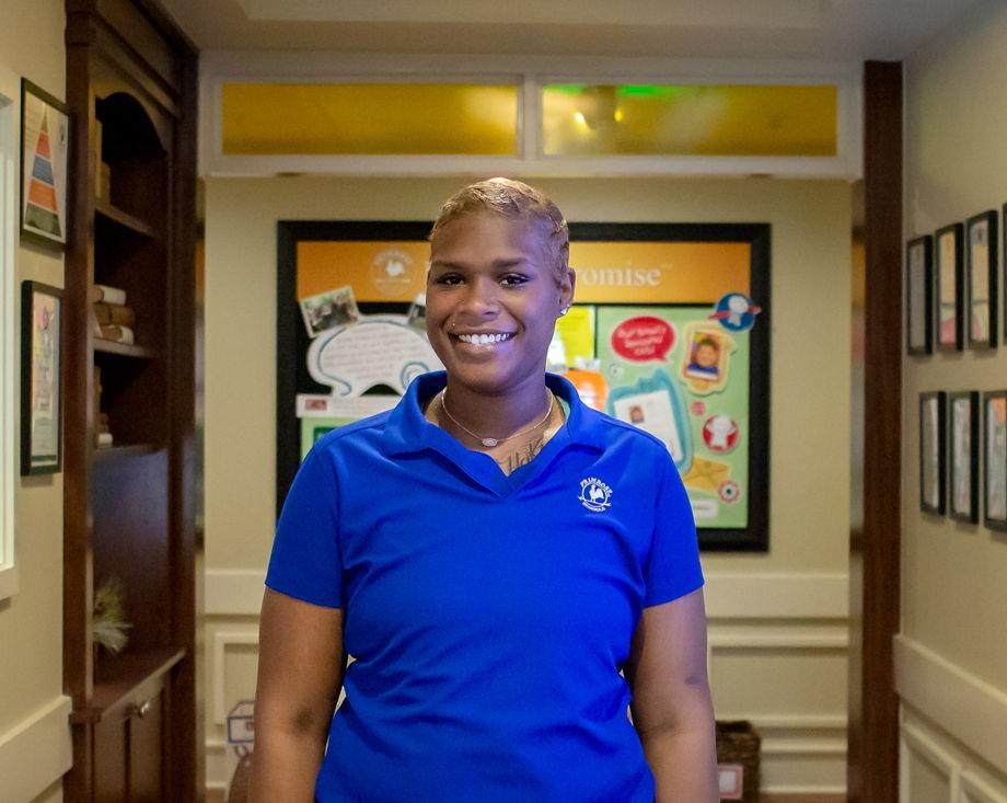 Ashlie Sanders , Early Preschool Teacher