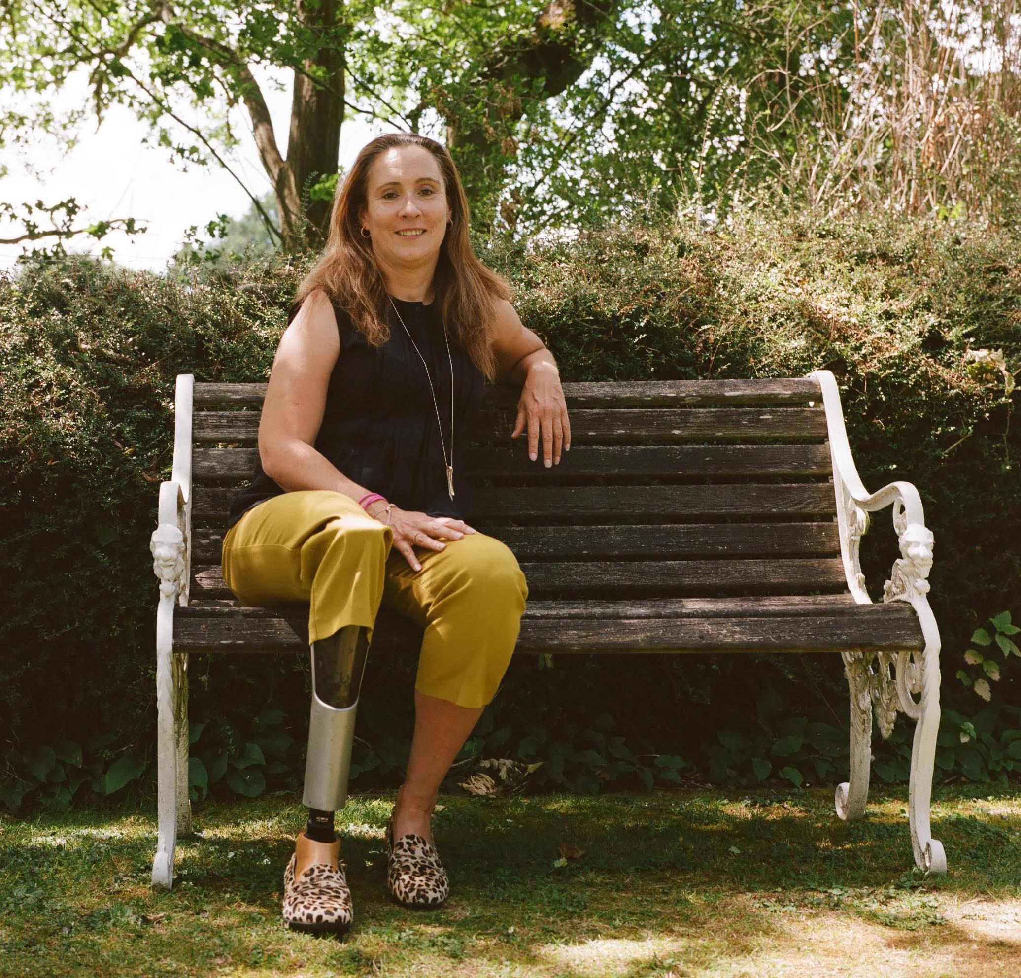 Kiera Roche, founder of charity Limb Power