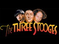 Three Stooges Black and White Photo Framed