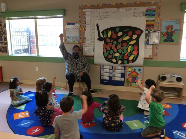 Preschool Curriculum Sneak Peak!