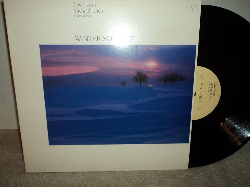 Davd Lanz & Michael Jones - Winter Solstice  Narada NM