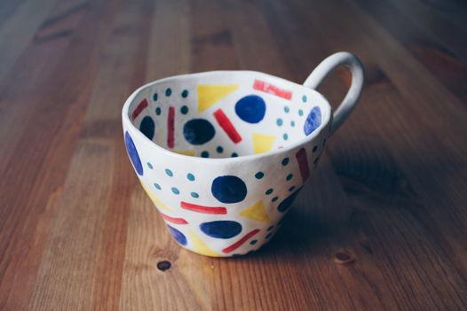 Супрематическая чашка GUNGA