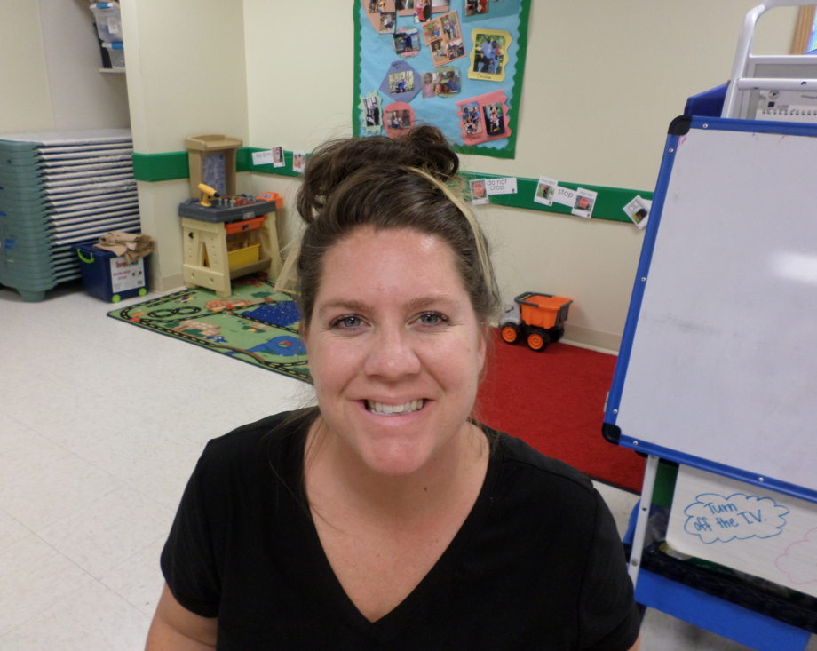 Ms. Meghan Newman , Teacher-Preschool