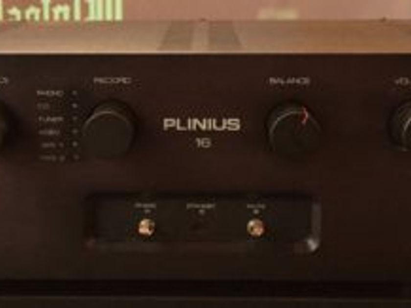 Plinius M16 Preamp w/phono Pearl Audio, Portland OR