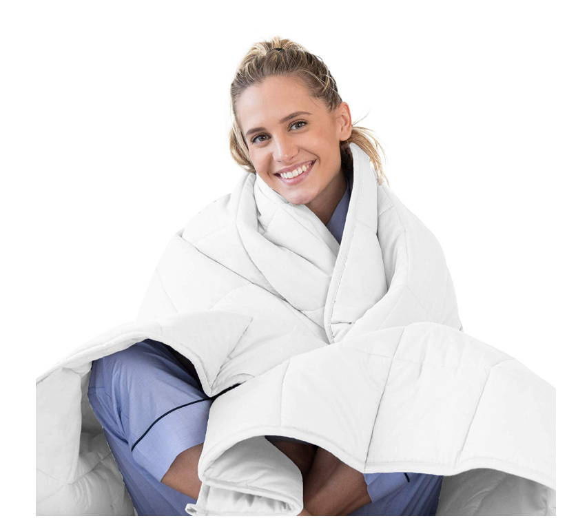 Bamboo Weighted Calming Blanket
