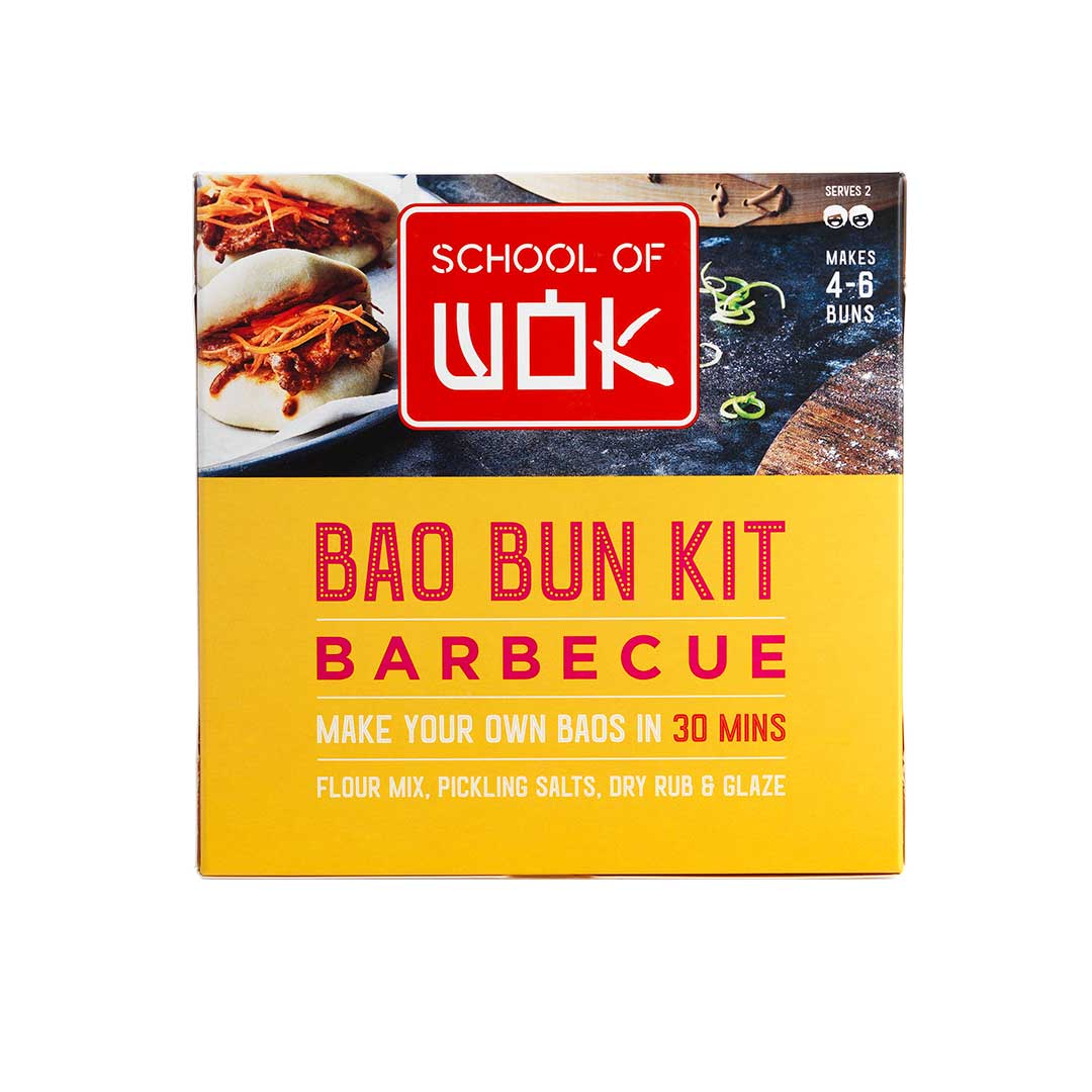 Barbecue Bao Bun Kit