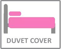 Duvet cover size