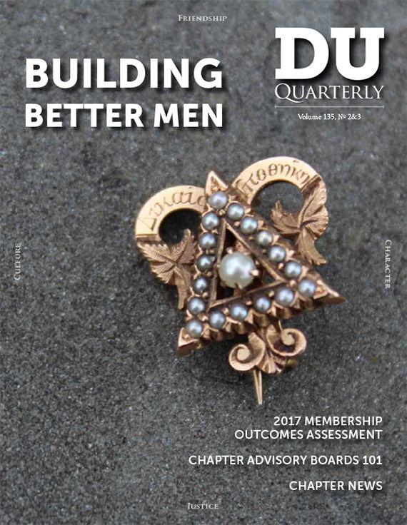 Cover for DU Quarterly Volume 135, No. 2