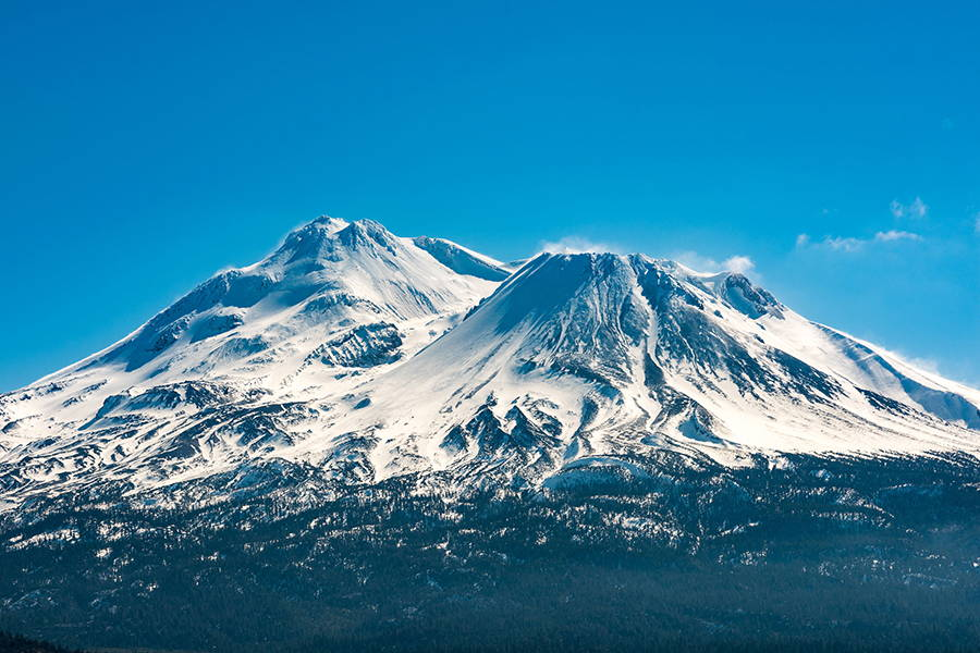 Eternal Water | Naturally Alkaline Spring Water | Shasta Trinity Alps California
