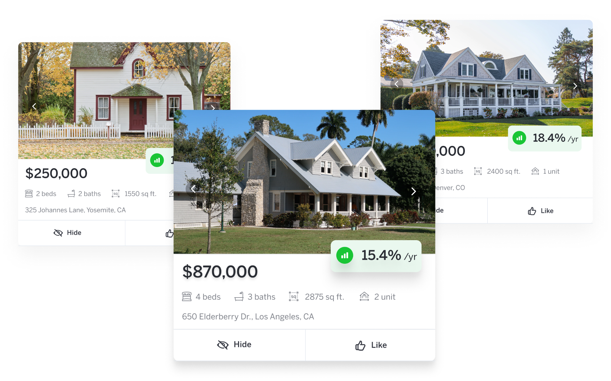 Matched Properties