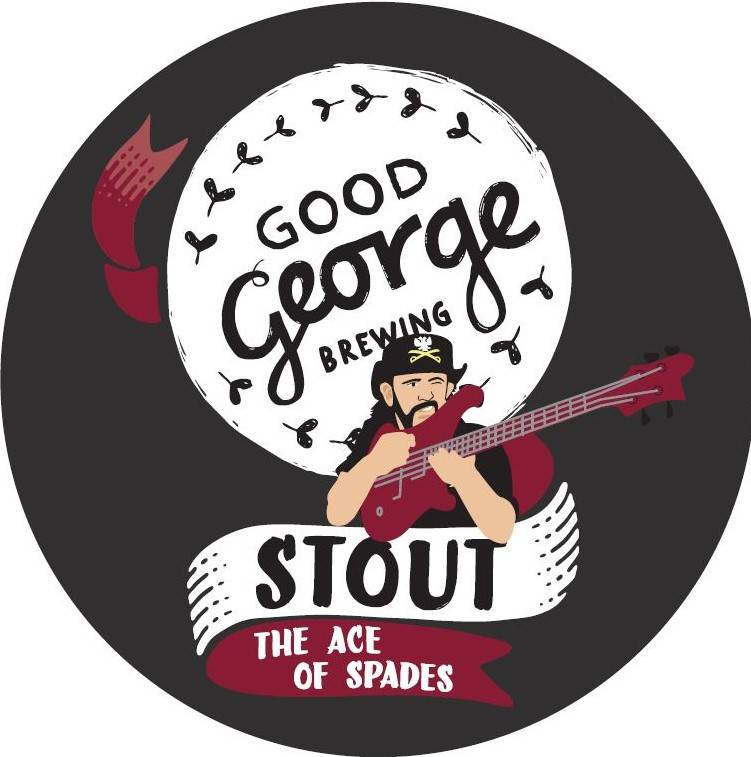 Good George Ace Of Spades Stout