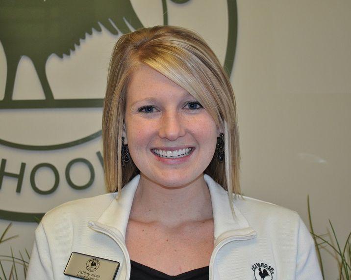 Ashley Cione , Executive Director