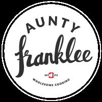 Logo - AUNTY FRANKLEE HAWTHORN