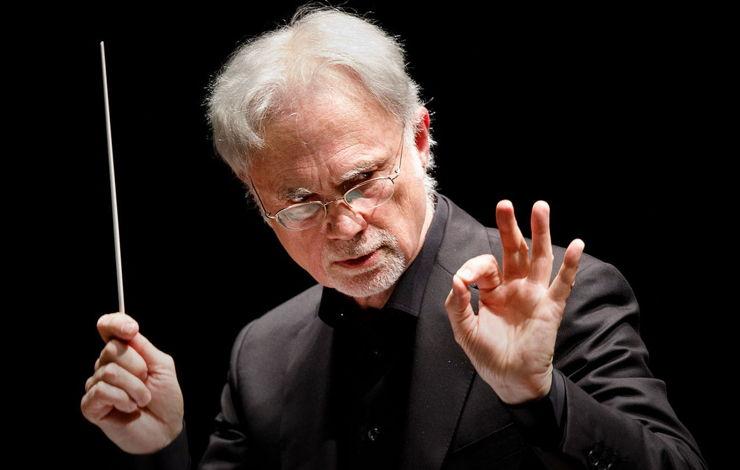 John Adams conducting