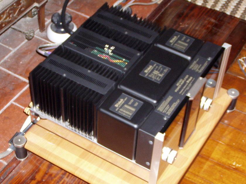 McIntosh MC402/MC 402/MC-402 clean clean w/$300 power cable