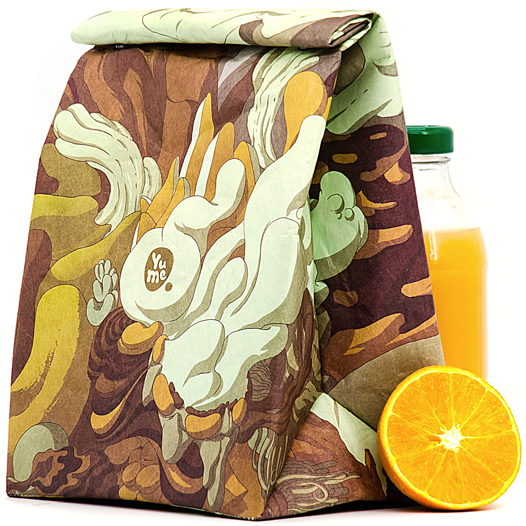 "Термосумка Youshi Lunch Bag ""Potpourri"" от YuMe"