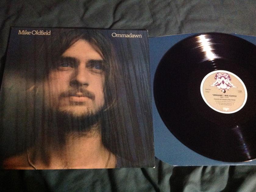 Mike Oldfield - Ommadawn UK Virgin Label  LP NM V 2043