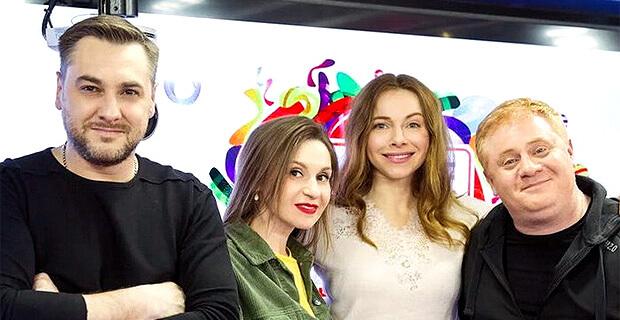 Екатерина Гусева в гостях у «Русских Перцев» - Новости радио OnAir.ru