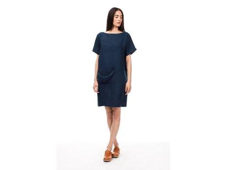 Blluemade Linen Dress